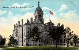 Nebraska Omaha Lancaster County Court House - Omaha