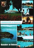 2 X Nonnenhorn /  Bodensee  -  Mehrbild-Ansichtskarte Ca. 1980    (10232) - Wasserburg (Bodensee)