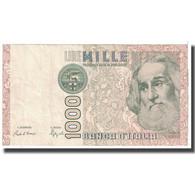 Billet, Italie, 1000 Lire, 1982, 1982-06-01, KM:109b, TTB - [ 2] 1946-… : Républic