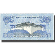 Billet, Bhoutan, 1 Ngultrum, 2006, 2006, KM:27, SUP+ - Bhutan