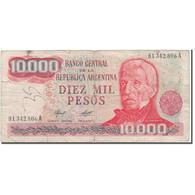 Billet, Argentine, 10,000 Pesos, KM:306a, B - Argentine
