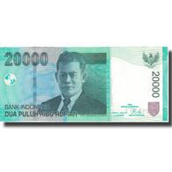 Billet, Indonésie, 20,000 Rupiah, 2004, 2004, KM:144a, NEUF - Indonésie