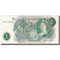 Billet, Grande-Bretagne, 1 Pound, KM:374e, TTB - 1952-… : Elizabeth II