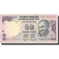 Billet, Inde, 50 Rupees, 2015, 2015, NEUF - Indien