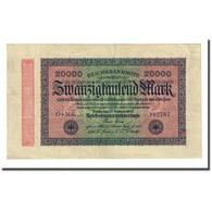 Billet, Allemagne, 20,000 Mark, 1923-02-20, KM:85d, TTB - 1918-1933: Weimarer Republik
