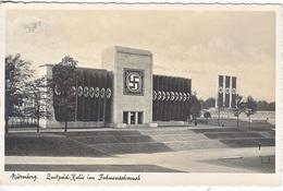 POST CARD   REAL  PHOTO  USED  NURNBERG  1937 - War 1939-45