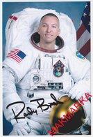 MAKMARKA SPACE RUSSIA 2017 R.BRESNIK SOYUZ MS-05/ISS-52/53 AUTOGRAPH 1 FOTO (10Х15) - Autógrafos