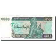 Billet, Myanmar, 1000 Kyats, Undated (2004), KM:80, SPL - Myanmar