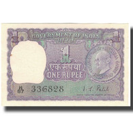 Billet, Inde, 1 Rupee, Undated (1969-70), KM:66, SUP+ - Inde