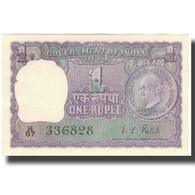 Billet, Inde, 1 Rupee, Undated (1969-70), KM:66, SUP+ - Indien