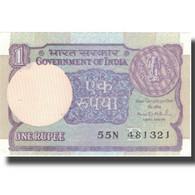 Billet, Inde, 1 Rupee, 1983-1994, KM:78Ab, SUP - Inde