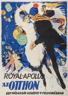 @@@ MAGNET - Royal Apollo Az Otthon - Publicitaires