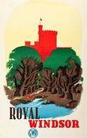 @@@ MAGNET - Royal Windsor, England - Publicitaires