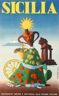@@@ MAGNET - Sicilia Italia - Publicitaires