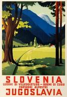 @@@ MAGNET - Slovenia Jugoslavia - Publicitaires