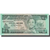 Billet, Éthiopie, 1 Birr, 1976, 1976, KM:30a, NEUF - Ethiopia