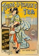 @@@ MAGNET - Tsung Li Yamen's Tea - Publicitaires