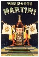 @@@ MAGNET - Vermouth Martini - Publicitaires