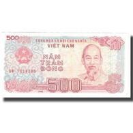Billet, Viet Nam, 500 D<ox>ng, 1988, 1988, KM:101a, SUP+ - Vietnam
