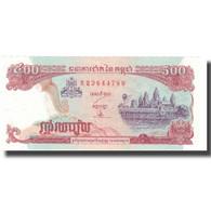Billet, Cambodge, 500 Riels, 1998, 1998, KM:43b, SPL+ - Kambodscha