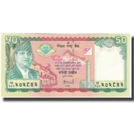 Billet, Népal, 50 Rupees, 2005, 2005, KM:52, NEUF - Népal