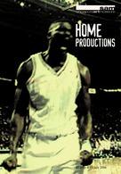 24F : Basketball Player Home Productions Advertisement Postcard - Basketball