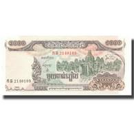 Billet, Cambodge, 1000 Riels, 1999, 1999, KM:51a, SPL+ - Cambodia