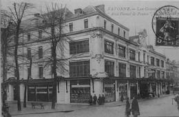 Les Grands Magasins : Aux Dames De France Rue Thiers - Bayonne