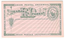 15484 - Entier - Dominicaine (République)
