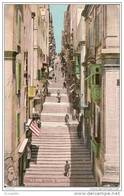 MALTA -   Strada  St- Lucia - Malte