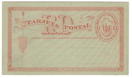 15487 - Entier - Dominicaine (République)