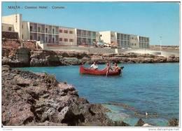 MALTA  - Comino Hohel - Comino.  ( Une Tache  ) - Malte