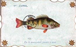 POISSON D'AVRIL - 1er Avril - Poisson D'avril