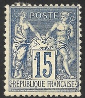 FRANCE--SAGE --TYPE II--MH-- - 1876-1898 Sage (Type II)
