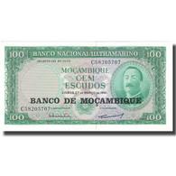 Billet, Mozambique, 100 Escudos, 1961, 1961-03-27, KM:117a, SUP - Moçambique