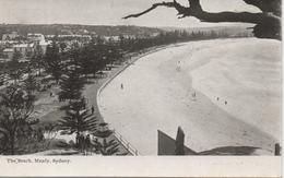 THE BEACH  MANLY SYDNEY     AU DOS  ABORIGINAL - Sydney