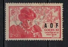 A O F        N°  YVERT   23     OBLITERE       ( O   3/ 43 ) - A.O.F. (1934-1959)