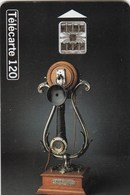 TELECARTE 120.....TELEPHONE DECKERT 1912 - France