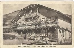 Pratz Sur Arly Le Jora Cafe Des 2 Savoies - Sonstige Gemeinden