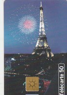 TELECARTE 50....TOUR EIFFEL..... - France