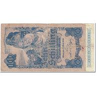 Billet, Autriche, 10 Schilling, 1945, 1945-05-29, KM:114, TB - Autriche