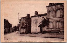 79 MAZIERES EN GATINE - Route De Champdeniers - Mazieres En Gatine
