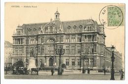 Antwerpen Athénée Royal Cachet J. Dubourg Notaire Larodde 1919 - Antwerpen
