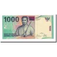 Billet, Indonésie, 1000 Rupiah, 2000, KM:141b, NEUF - Indonésie