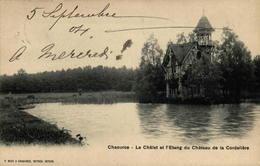 10 - CHAOURCE - Le Châlet Et L'Etang Du Château De La Cordelière - Chaource