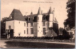 79 CERIZAY - Château De La Pastellière - Cerizay