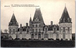 44 BOUAYE - Château Du Bois De La Noë, Façade Principale - Bouaye