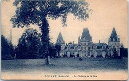 44 BOUAYE - Le Château De La Noë - Bouaye