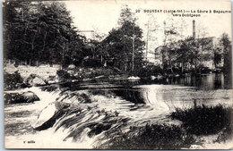 44 BOUSSAY - La Sèvre à Bapaume Vers Dobigeon - Boussay