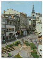 CPM   16     ANGOULEME    1990     RUE PIETONNE    MAGASINS PIMKIE  ARMAND THIERRY  BALLY - Angouleme